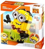 Luau Dave build a minion, Mega Bloks