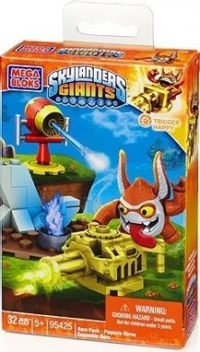 MEGA BLOKS: EROU CERESC GIGANTIC - Trigger Happy