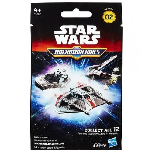 Фигура Star Wars, Micromachines, Затворен пакет