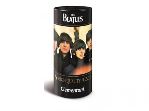 Пъзел Clementoni: The Beatles, 500 части