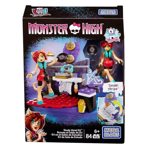 Конструктор Monster High, Physical Deaducation, Mega Construx 137 части