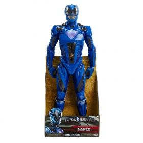 Power Rangers, Blue Big Figure - 2