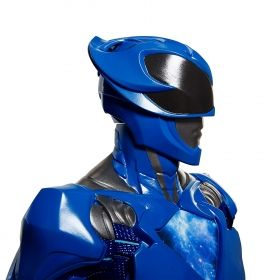 Power Rangers, Blue Big Figure - 3