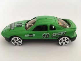 driving die-cast-green
