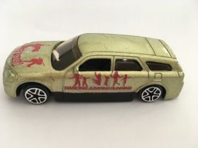 driving die-cast-golden