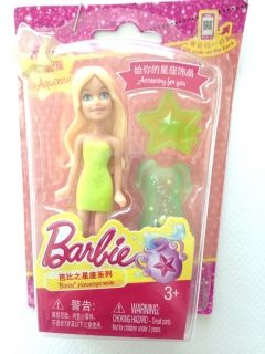 Barbie Horoscope: Aquarius