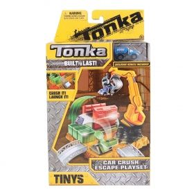 Tonka, Car Crush Escape Playset