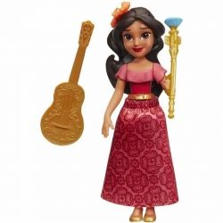 Mini doll 8 cm Elena of Avalor, 3 models
