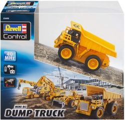 Revell Mini RC Crane Truck Plastic Model Kit