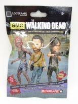 Figure, Walking Dead, foil bag