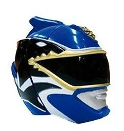 PR MEGAFORCE: Coif - transformers - Blue Ranger