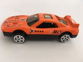 driving die-cast-orange