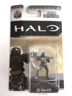 metal nano figure halo - 3