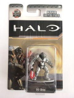 metal nano figure halo - 4