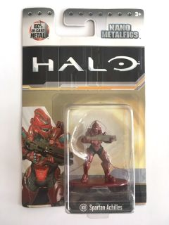 metal nano figure halo - 5