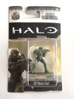 metal nano figure halo - 7