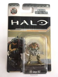 metal nano figure halo - 9