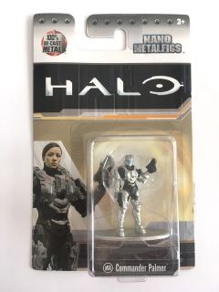 metal nano figure halo - 10