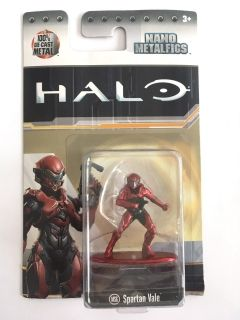 metal nano figure halo - 12