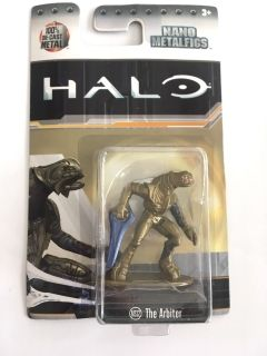 metal nano figure halo - 13