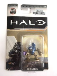 Halo metal nano figure