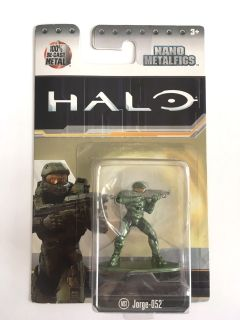 Nano metal figure Halo, asst. 13