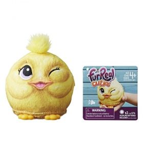 plush toy-fur real cuties-hasbro-1