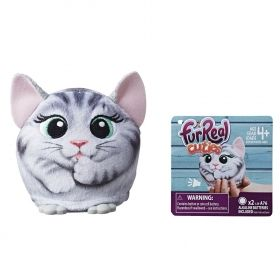 plush toy-fur real cuties-hasbro-3
