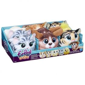 plush toy-fur real cuties-hasbro-4