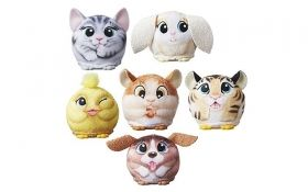 plush toy-fur real cuties-hasbro-6