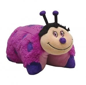 dream lites-pillow pets mini_lady bug
