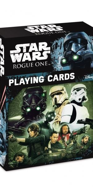 Playing cards Star Wars Rogue One