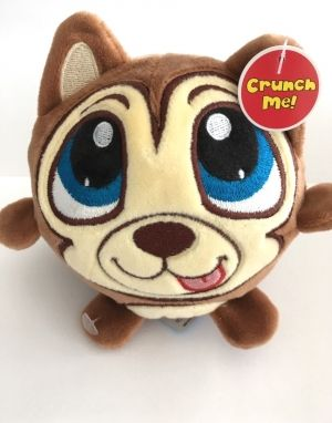crunchimals-plush ball-Holly-Sinco
