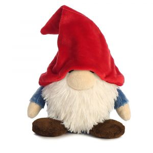 Plush gnomlin-red