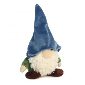 Plush gnomlin-blue