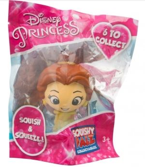 Squishy Disney Princess 6 to collect