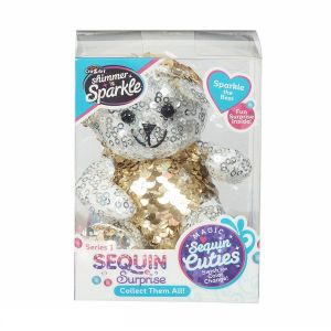 Sequin Surprise-SparkleThe Bear