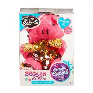 Sequin Surprise- Precious The Pig