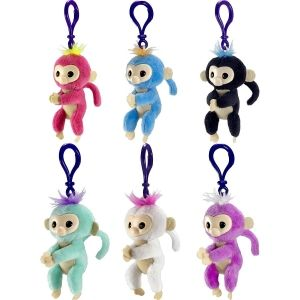 Fingerlings Plush Hugger Clip-On