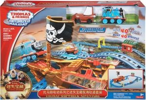 Thomas shipwrec adventures, Thomas & friends