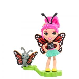 Mattel-Enchantimals-Petal Park-Baxi Butterfly