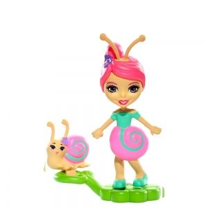 Mattel-Enchantimals-Petal Park-Saxon Snail