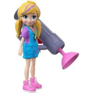 Polly Pocket, Mattel, Zip 'n' blast Polly