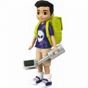 Polly Pocket, Mattel, Selfie stick Nicolas