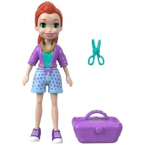 Polly Pocket, Mattel, Totes cute Lila