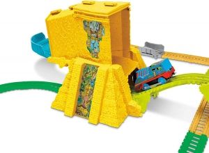 Игрален комплект Thomas & Friends, Турбо Джунгла-4