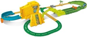 Игрален комплект Thomas & Friends, Турбо Джунгла-6