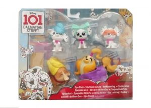 101 dalmatian, Spa pack, 5 figures