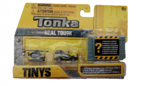 Комплект 3 бр. камиони Tonka Tinys Real Tough, различни модели