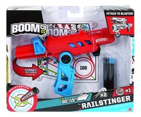 Мини пистолет BOOMco Railstinger